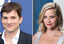 Stehen bald für eine gemeinsame Netflix-Produktion vor der Kamera: Ashton Kutcher und Reese Witherspoon.