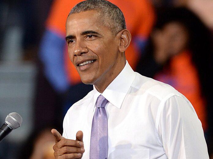Barack Obama feiert seinen 60. Geburtstag standesgemäß.