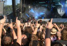 Das Wacken Open Air ist eins der größten Metal-Festivals der Welt.