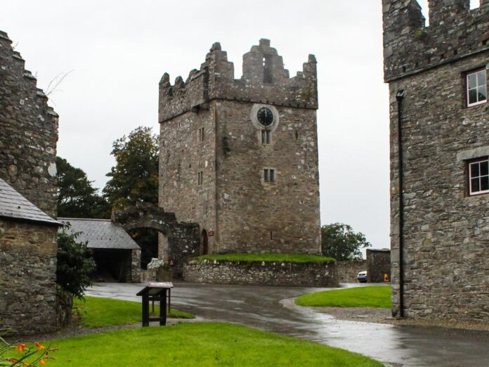 Castle Ward in Nordirland diente in