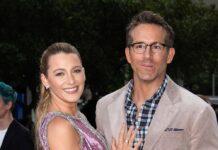 """Ryan Reynolds und seine Ehefrau Blake Lively auf der Weltpremiere von """"Free Guy""""."""