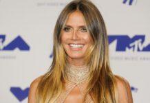 Heidi Klum freute sich über Lous spontane Aktion