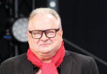 Heinz Rudolf Kunze bei einem Auftritt in Erfurt.