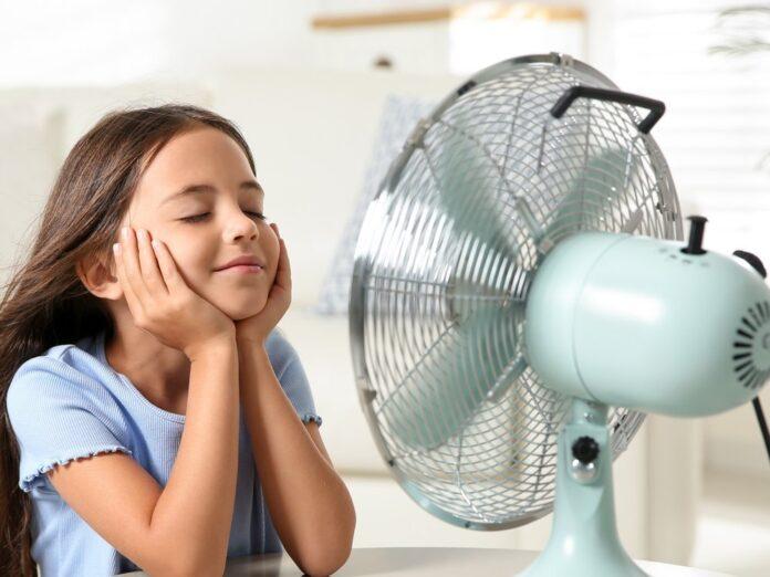 Sommerhitze in der Wohnung kann man mit verschiedenen Mitteln bekämpfen.