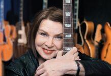 Inga Rumpf steht bis heute auf der Bühne - auch noch mit 75 Jahren.