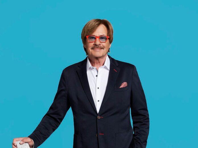 Für Jörg Draeger ist das TV-Abenteuer