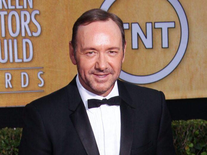 Kevin Spacey drehte erstmals seit 2017 wieder in den USA einen Film.