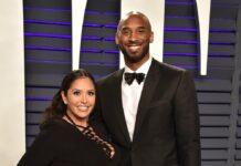 Vanessa Bryant und Kobe Bryant bei einem Auftritt 2019