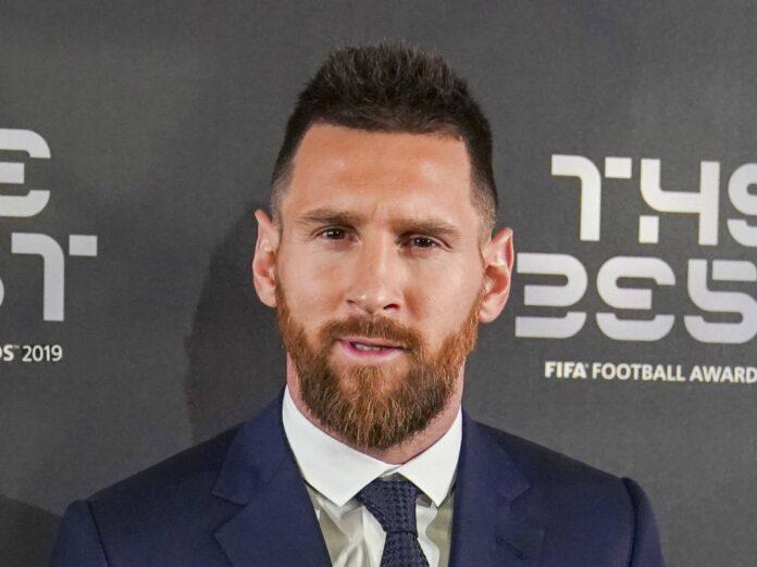 Lionel Messi hat beim französischen Fußballclub Paris St. Germain angeheuert.
