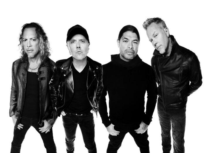 Metallica helfen mit ihrer neuen Single den Flutopfern.