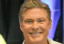 """David Hasselhoff war bei """"Big Brother"""" zu sehen."""