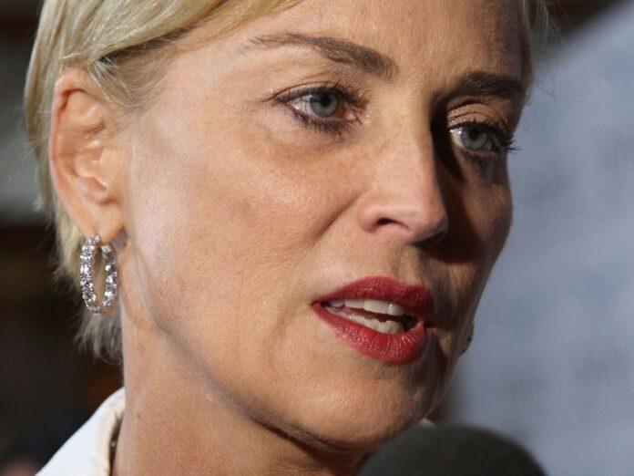 Sharon Stone bangt um das Leben ihres kleinen Neffen.