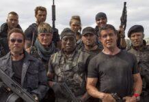 """Mehr Action passt auf kein Bild: Der Cast der """"The Expendables""""-Reihe"""