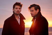 Luka Šulić (li.) und Stjepan Hauser bilden das Duo 2Cellos.