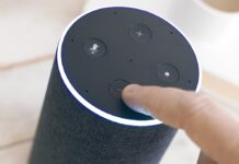 Bislang war Amazons Alexa vorrangig per Sprachsteuerung bedienbar. Das dürfte sich bald ändern.