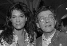 Andrea Berg trauert um ihren Musikproduzenten Eugen Römer (r.).