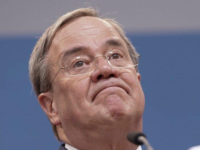 Armin Laschet und seine CDU mussten herbe Verluste bei der Bundestagswahl einstecken.