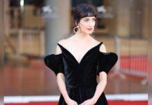 Sheila Vand bei den Filmfestspielen von Venedig.