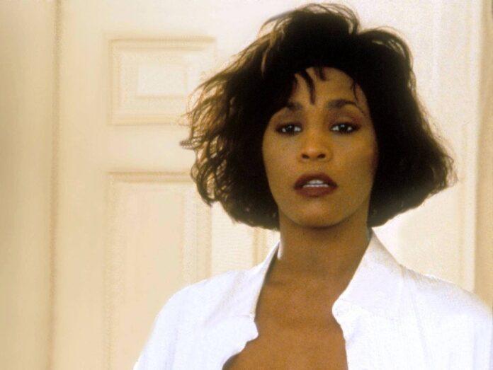 Whitney Houston in ihrem Filmdebüt