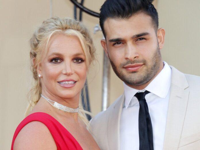 Britney Spears und Sam Asghari haben sich 2016 bei einem Videodreh kennengelernt.
