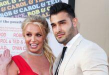 Britney Spears und ihr Verlobter Sam Asghari