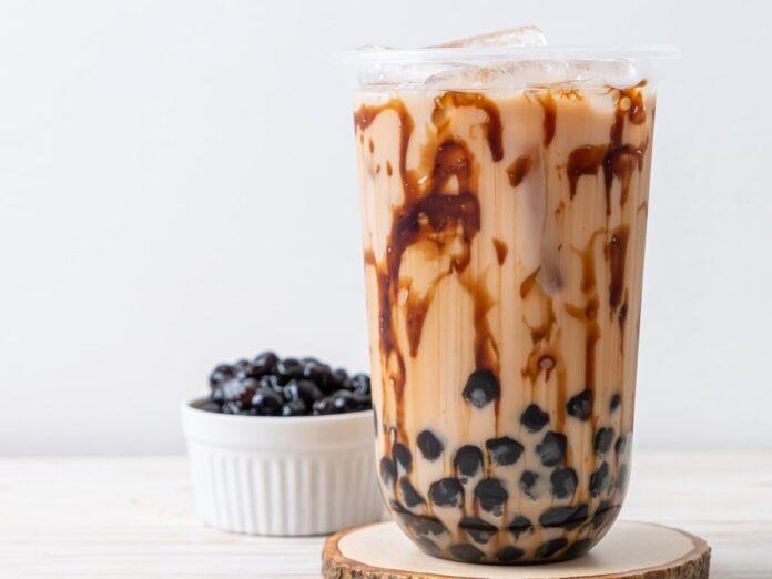 Bubble Tea entstand in den 80ern in Taiwan.