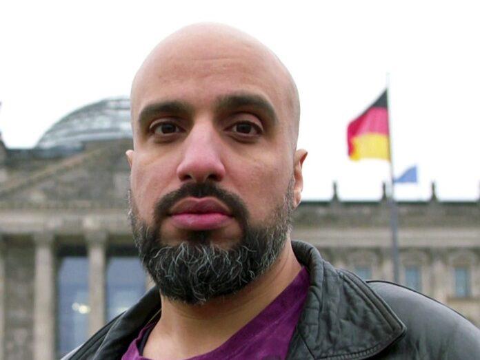 In zwei Folgen will Comedian Abdelkarim bei