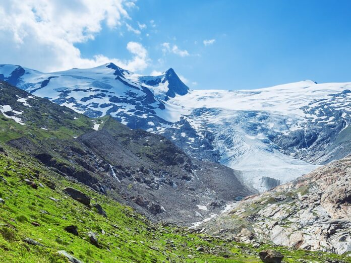 Der Großvenediger zählt zu den höchsten Bergen Österreichs.