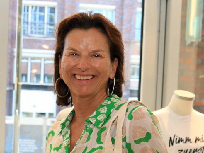Claudia Obert will auch mit 60 Jahren nicht kürzertreten.