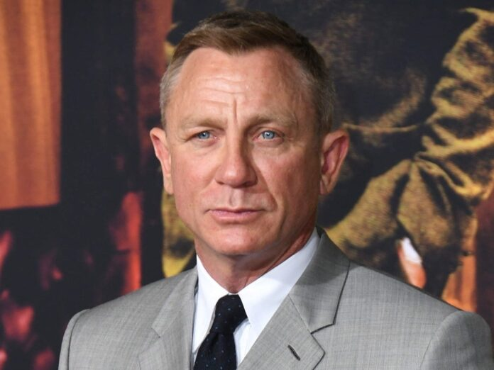 Daniel Craig spielt in