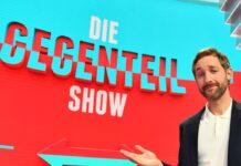 """Daniel Boschmann moderiert wieder """"Die Gegenteilshow""""."""