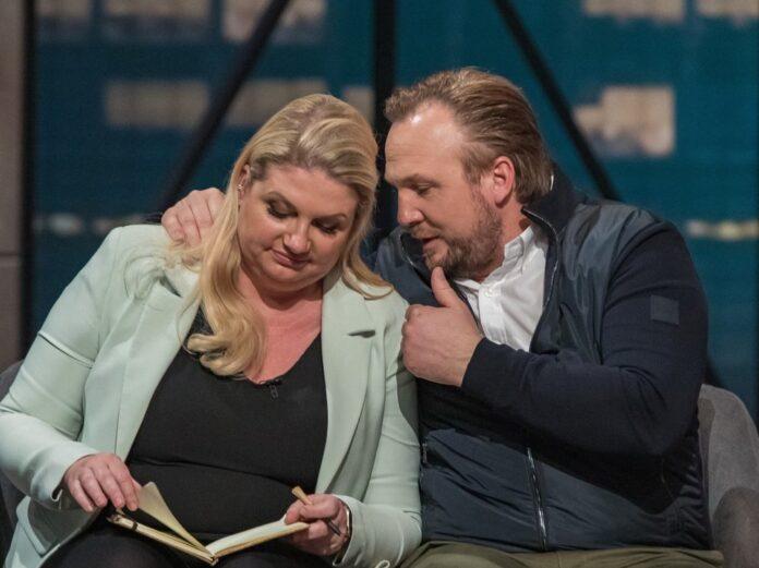 Anne und Stefan Lemcke bei