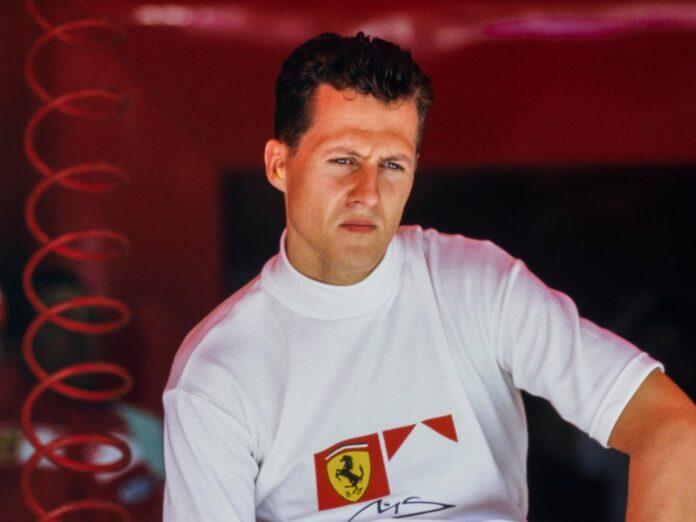 Michael Schumacher in der Netflix-Doku