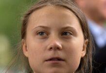 Greta Thunberg bei einem Auftritt in Washington.
