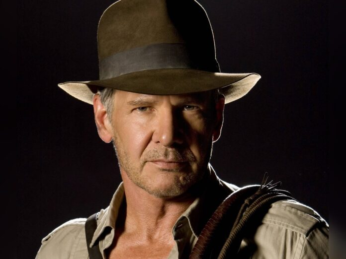 Harrison Ford 2008 in