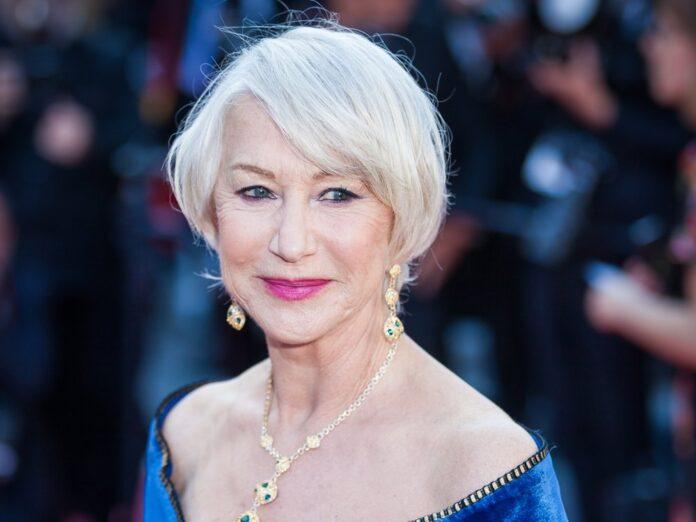 Helen Mirren darf endlich auch Teil von