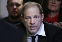 Harvey Weinstein im Januar 2020 während des Prozesses in New York.