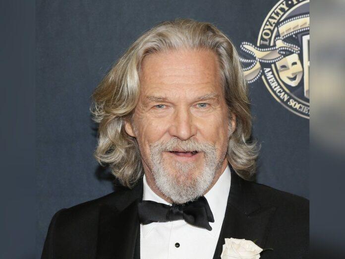 Jeff Bridges im Jahr 2019 - der Hollywood-Star ist an Krebs erkrankt.