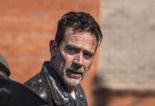 "Jeffrey Dean Morgan als Negan in ""The Walking Dead""."