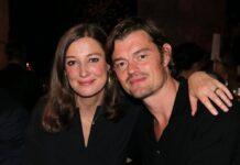 Alexandra Maria Lara und Ehemann Sam Riley freuten sich