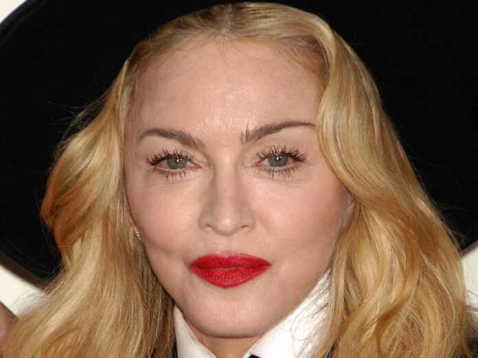 Madonna ist stolze Mutter von sechs Kindern.