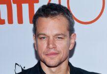 Matt Damon ist auf Instagram aktiv.