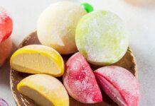 Mochi-Eis ist der neue Trend-Snack aus Japan und perfekt als Abkühlung im Sommer.