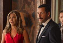 """Jennifer Aniston und Adam Sandler werden """"Murder Mystery 2"""" gemeinsam drehen."""