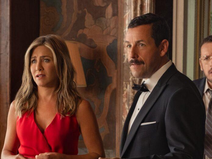 Jennifer Aniston und Adam Sandler werden