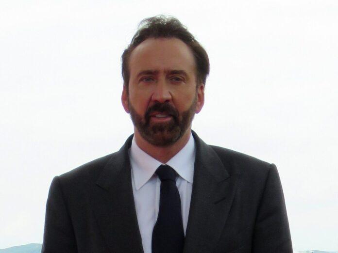 Nicolas Cage soll sich in Las Vegas als rauflustiger Bar-Gast gezeigt haben.