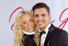 Patricija Belousova und Alexandru Ionel werden Eltern.