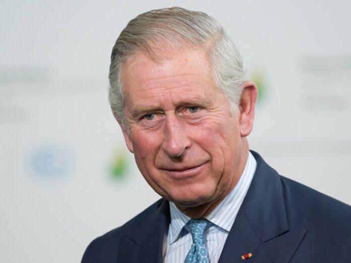 Prinz Charles wird zur Weltpremiere von