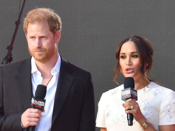Sind Prinz Harry und Herzogin Meghan scheinheilig?