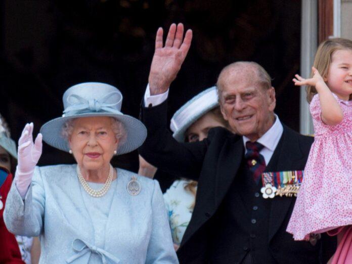 Prinz Philip war über 70 Jahre an der Seite der Queen.